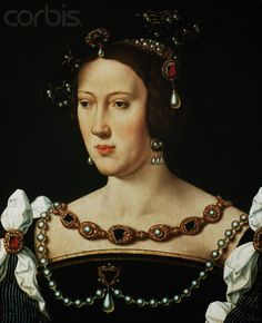 Eleanor, Queen of Portugal and France, Niece of Catherine of Aragon