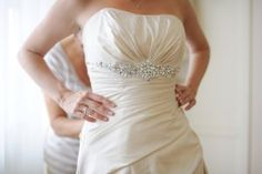 Finding a Wedding Dress for Less | Stretcher.com - Is there any way to get your dream wedding dress for less?