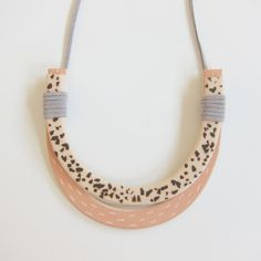 Ardor Necklace / highlow jewelry