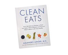 Dr Junger's Tips for Creating a Clean-Eating Home