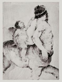 Eros Teases the Centaur