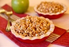 """""""Stovetop Apple Crisp"""" (plus a how-to instructional video!)"""