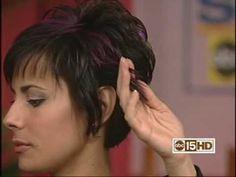 How to Style an Up-Do | Short Hair Style | Hair Tips | Salon Michele Rene