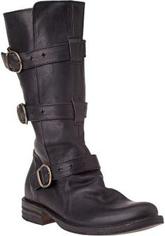 ETERNITY BOOT BLACK LEATHER