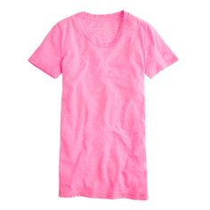Vintage cotton tee-6 this pink color