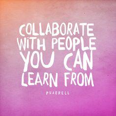 collaborate!