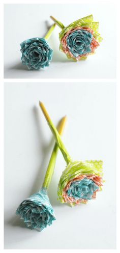 10 Back To School Crafts Using School Supplies • Artchoo.com