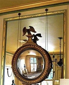 mirror on mirror is a great look...double take!