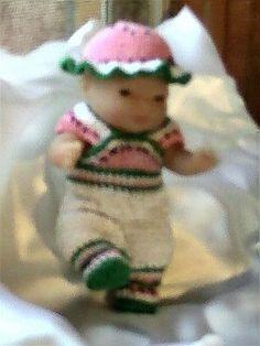 Crochet Pattern Watermelon Crawler - RAVELRY