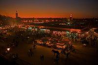 Marrakech, Morocco. This city seems so intriguing!