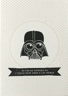 Best father's Day card ever...