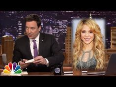 ▶ Thank You Notes: Shakira, Clif Bars, Billy Dee Williams - YouTube