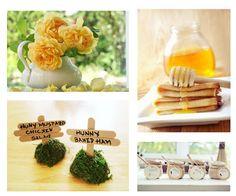Birthday Party Blog: Winnie the Pooh Honey Brunch