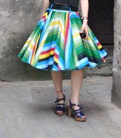 nice stripy accent fabric