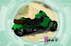 Shadowrun Schattenkatalog Trike Concept by *raben-aas on deviantART