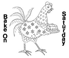 flickr, embroidery patterns, embroideri pattern, mmaammbr, kitchen towels