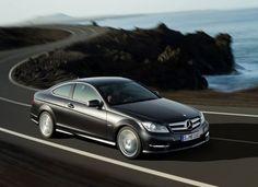 C-Class Mercedes-Benz Coupe 2012