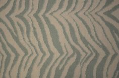 This 100% wool Wilton with animal print pattern can be made into a custom area rug or stair runner, www.carpetworkroom.com