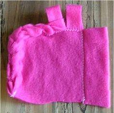 How many, many, many, ways to not sew a 'no-sew' fleece blanket.