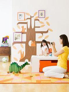 classroom idea, dyi stuff, animals, family trees, bulletin board, dragon, craft idea, hous, storybook nurseri