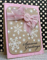 Pink Christmas ;D <3
