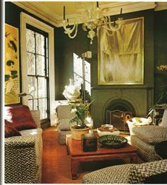 The Peak of Chic®: Jay Crawford and his Timeless Interiors