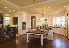 Kitchen Islands With Tables On Pinterest Kitchen Islands