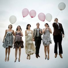 best wedding party pic ever!