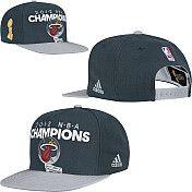 adidas Miami Heat 2012 NBA Finals Champions Locker Room Hat