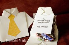 Father's Day Treat Tutorial