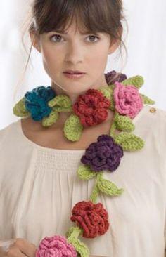 10 Beautiful Ways to Crochet a Flower | Skip To My Lou