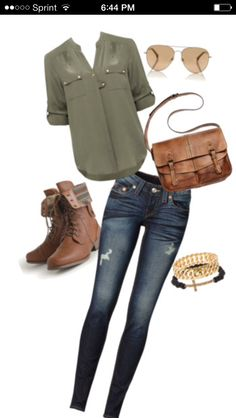 Fall clothes:)