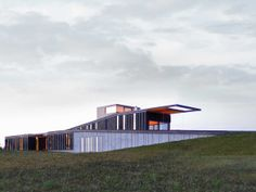 TOPO HOUSE; Blue Mounds, Wisconsin, Johnsen Schmaling Architects