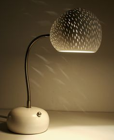 Porcupine Desk Lamp