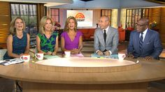 'You're stuck with us!': Kathie Lee and Hoda take over TODAY