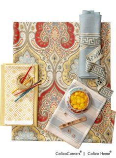 Sunrise Fabric Collection