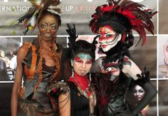 students, student contest, dream, makeup art, imatssup awesom, makeup student