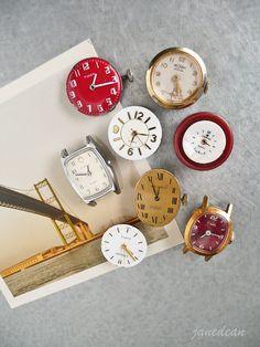 Broken watch face magnets!