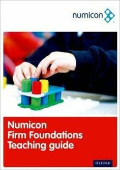Numicon: Firm Foundations Teaching Guide: $75  Just heard we may need this to have success with the program