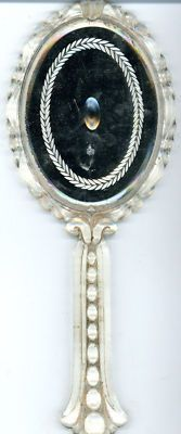 #vintage #hand #mirror