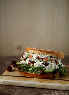 Healthy Chicken Salad, Made Just The Way You Like It