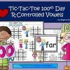 I have made a tic-tac-toe game for students to play on or around the 100th day of school that contain r-controlled vowels. Have your students pract...