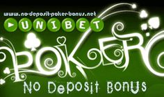 Take a look at an unbiased Report about the Unibet No Deposit Bonus to see the best way to participate in real cash poker on line with zero cost using the Unibet No Deposit Bonus