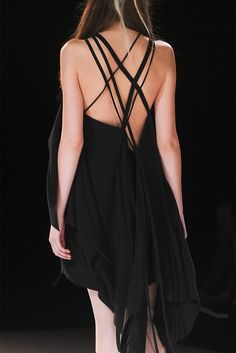 2013 rtw, detail, fashion, style, backless dresses