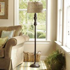 Seagrass Floor Lamp from Kirkland's