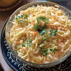 Salata de Varza (Coleslaw) | SAVEUR
