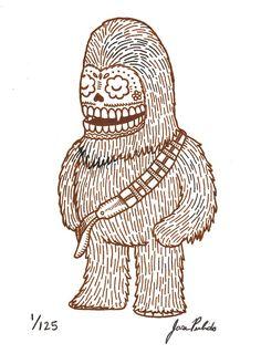 Chewie by Jose Pulido