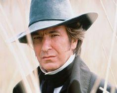 Colonel Brandon played by Alan Rickman (1995 film adaptation of Jane Austen's Sense and Sensibility)