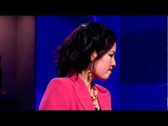 Half The Sky co-author Sheryl WuDunn giving a TED talk in 2010 about Half The Sky.