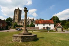 Aldbourne, aka Devil's End from The Daemons #doctorwho